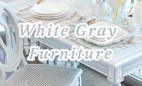 グレー家具